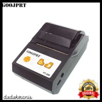 Printer Thermal Mini Portable 58mm Bluetooth Murah KOM-229 sparep