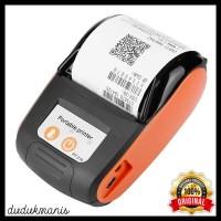 Printer Kasir Mini Kecil Bluetooth Thermal Receipt GOOJPRT KOM-17