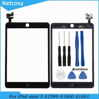 Touchscreen iPad Mini 3 Mini3 Touch Glass Screen Digitizer With IC Con