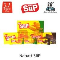 Nabati SiiP Snack Ringan Paling Sip Aneka Rasa Coklat Keju Jagung -
