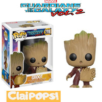 Funko POP! Guardian of The Galaxy - Groot Ravager (PATCH)