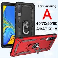 a6 a7 2018 phone case for samsung a40 a70 a80 a90 cover galaxy a 6 7