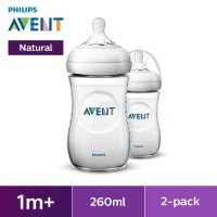 TERMUR@H Philips Avent Bottle Natural 260 ML/9OZ twin - SCF693/23
