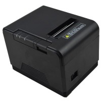 EPPOS EP200 Printer Kasir Thermal 80mm - Auto Cutter - Hitam acce