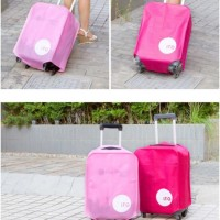24 inch ITO Luggage Cover Safety Pelindung Koper Bagasi