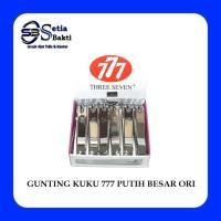 GUNTING KUKU 777 PUTIH BESAR ORI ( 1 PCS )