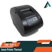 New Cashier Thermal Printer IWARE IW-58 II suku cadang