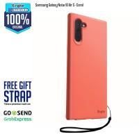Ringke Samsung Galaxy Note 10 Air S Coral Softcase Anti Crack Bump
