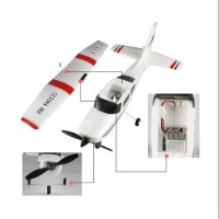 WLtoys F949 2.4G 3CH Cessna 182 Micro RC Airplane BNF Without