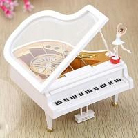 Mainan Bayi & Anak--Glowing Christmas carousel music box Sky City