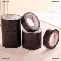 Selotip Kabel Warna Hitam Bahan PVC untuk Peralatan Rumah Tangga