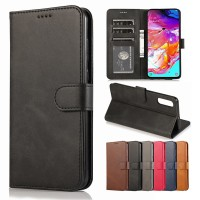 For Samsung Galaxy A7 2018 A 7 Case Magnetic Wallet Cover For Samsung
