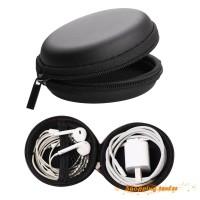 ★SC Hard Case Tas Kotak Penyimpanan Holder Headset Earphone/Memory