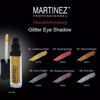 Martinez glitter eyeshadow