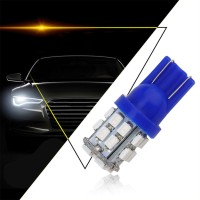 Suku Cadang: 1 Pc Lampu Depan Mobil Sinar LED Biru Sangat Terang
