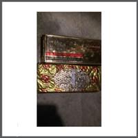 rantai warna gold motor ninja 250 injeksi dan karbu