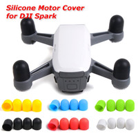 Cap Cover Accessories For DJI Spark Silicone Motor Protective Guard