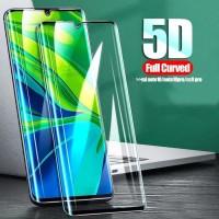XIAOMI MI NOTE 10 PRO TEMPERED GLASS 3D FULL CURVED ANTI GORES KACA
