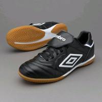 Sepatu Futsal Original Umbro Speciali Eternal Premier IC Leather