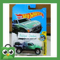 hotwheels hot wheels toyota off road truck TH $ Super Ban Karet