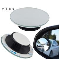 Kaca Spion Cermin Tambahan Blind Spot 360 Mirror 2 in 1 Adjustable