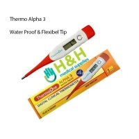 Thermo One Alpha 1 / Thermometer Digital / Termometer Digital