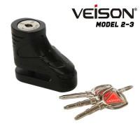 Kunci Disc / Cakram / Disc Lock Veison 2-3