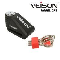 Kunci Disc / Cakram / Disc Lock Veison DX 9