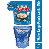 Wafer Tango Pouch Vanila Milk 115 gr