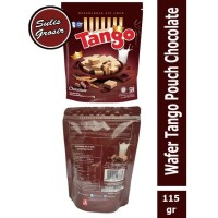 Wafer Tango Pouch Chocolate 115 gr