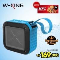 W-King Speaker Bluetooth Outdoor Waterproof Speaker Mini Bluetooth S7