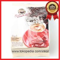 KAPAL API WHITE COFFEE 3IN1 INSTANT COFFEEMIX WITH CHOCOLATE 12X37GR