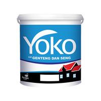 CAT GENTENG YOKO 4KG PAIL SENG ASBES GRC LAPANGAN ROOF PAINT AVIAN