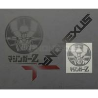 Cutting Stiker Karakter Robot Mazinger Z