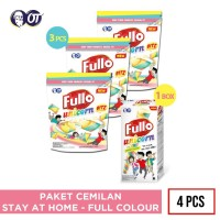 PAKET CEMILAN STAY AT HOME - FULL COLOUR
