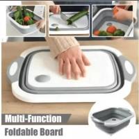 Talenan Baskom Lipat Serbaguna/ plastic cutting board