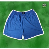 Celana Boxer Distro Blue