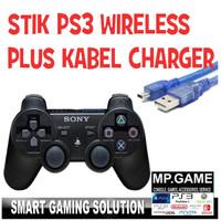 Stick Wireless PS3 Ori Pabrik Bonus Kabel usb