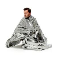 Selimut Darurat / Emergency Blanket untuk Outdoor Camping