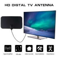 Elektronik Antena Penguat Sinyal TV