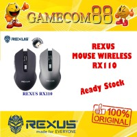 Rexus Mouse Gaming Wireless RX110