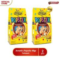 Arnotts Popstix 48gr - Twinpack