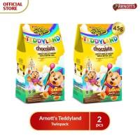 Arnotts Teddyland - Twinpack
