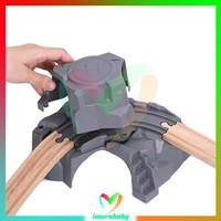 Mainan anak - aksesoris track plastik