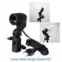 Lamp Holder Single Socket E27