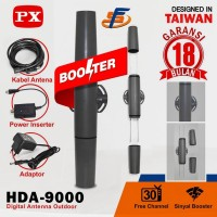 PX HDA9000 DIGITAL OUT & iNDOOR ANTENNA DVB-T2 ANTENA LUAR DALAM OUTD