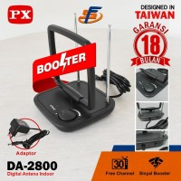 PX DA-2800 DIGITAL iNDOOR ANTENNA DVB-T2 ANTENA DALAM DA2800 PX