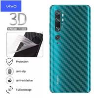 Skin Carbon 3D Samsung A50 2019 Back Skin