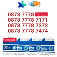 Perdana Nomor Cantik XL 4G Murah ABAB 0878 777 9090 8787