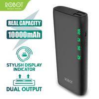 ROBOT Powerbank RT130 - 10000 mAh - Dual Output Original